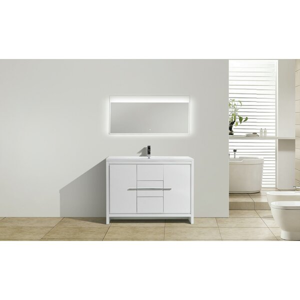 Melillo 47 Single Bathroom Vanity Set by Ivy Bronx
