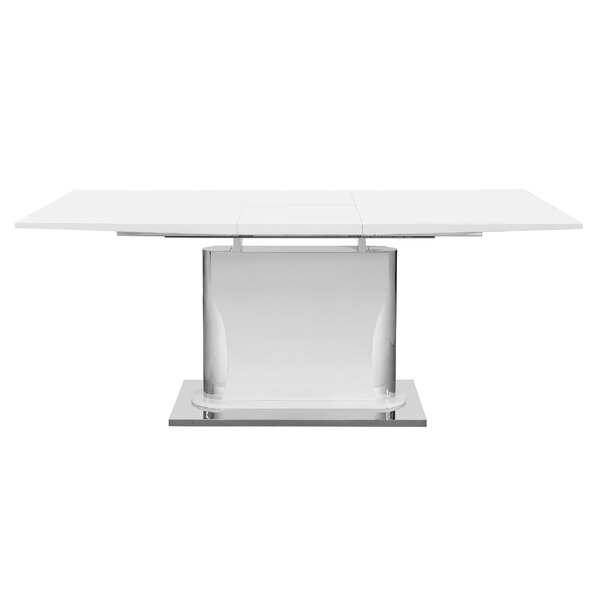 Mager Extendable Dining Table by Orren Ellis