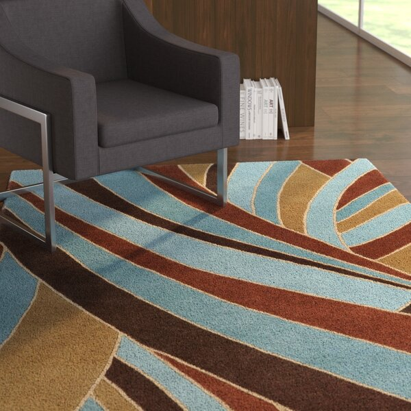 Dewald Sky Area Rug by Ebern Designs