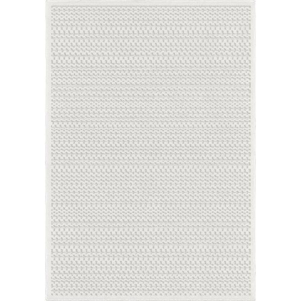 My Texas House by Orian Indoor/Outdoor Off-White Area Rug by My Texas House by Orian