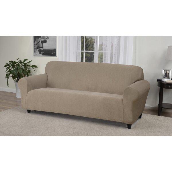 Day Break Box Cushion Sofa Slipcover By Kathy Ireland Home Kathy Ireland Home
