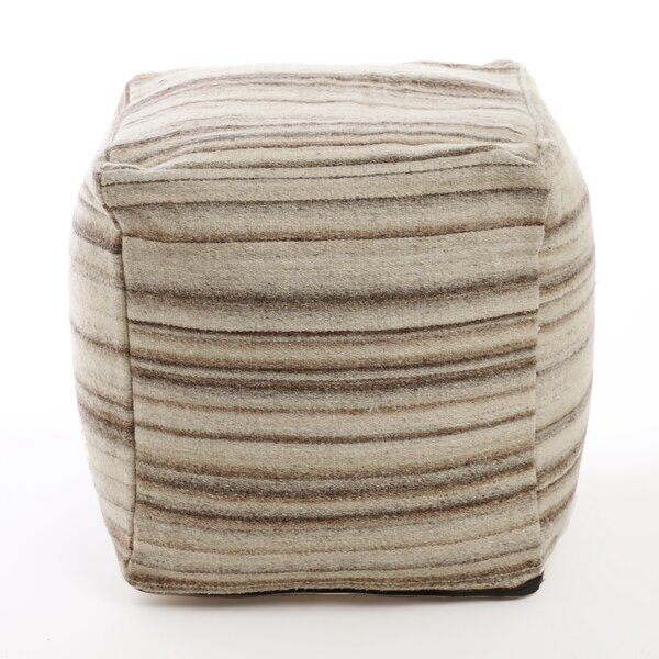 Marble Pouf by Best Home Fashion, Inc.