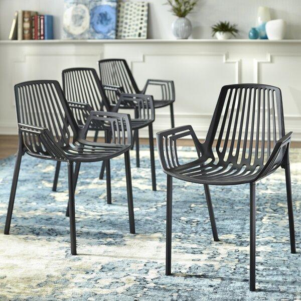 Femke Dining Chair (Set of 4) by Latitude Run