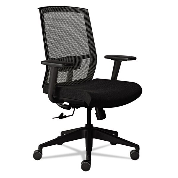 Gist Mesh Desk Chair by Mayline Group