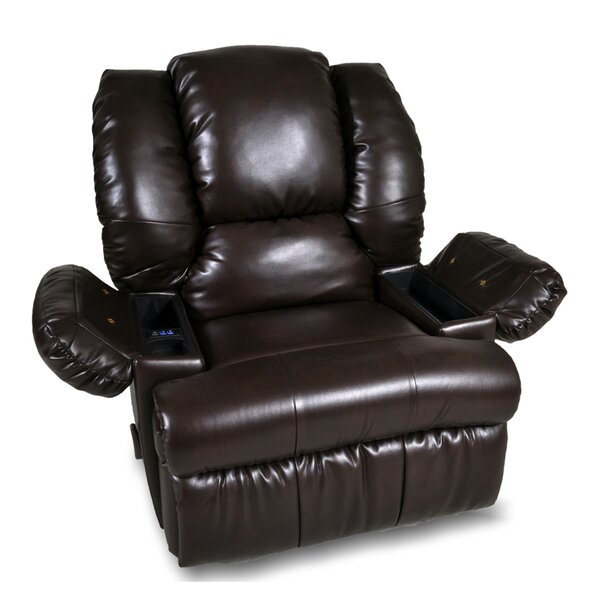 Gaskins Smart Manual Rocker Recliner RDBS5213