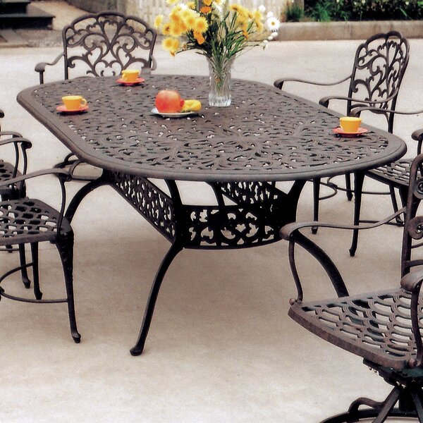 Fairmont Dining Table by Astoria Grand