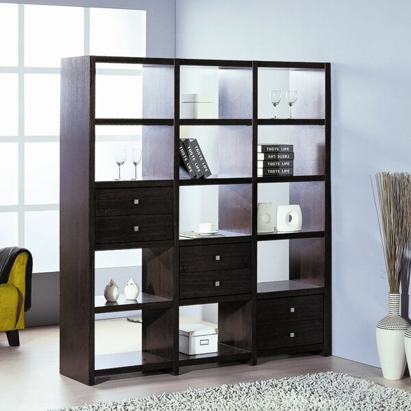 Bisect Cube Unit Bookcase by Hokku Designs