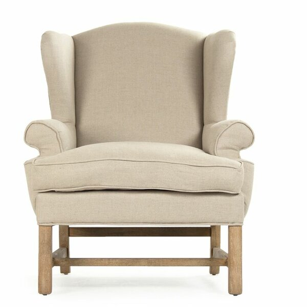 Barnicle Wingback Chair By Darby Home Co