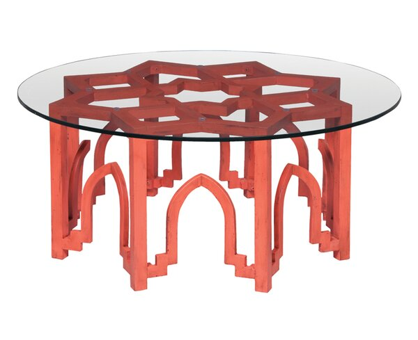Tharte Coffee Table by Bungalow Rose