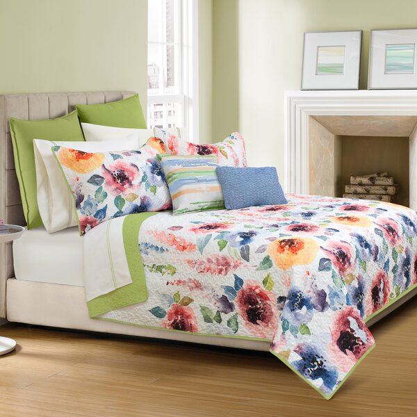 Haywood 3 Piece Quilt Set by August Grove