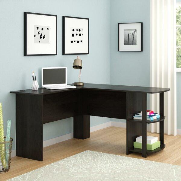 Salina L Shape Corner Desk By Andover Mills.