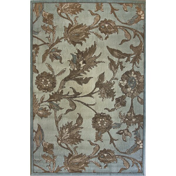 Diana Royal Jardin Sage Area Rug by nuLOOM