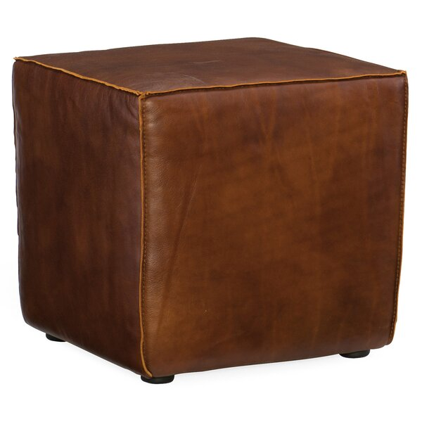 Quebert Cube Ottoman by Hooker Furniture