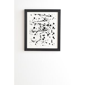Paint Play Three Framed Painting Print by East Urban Home