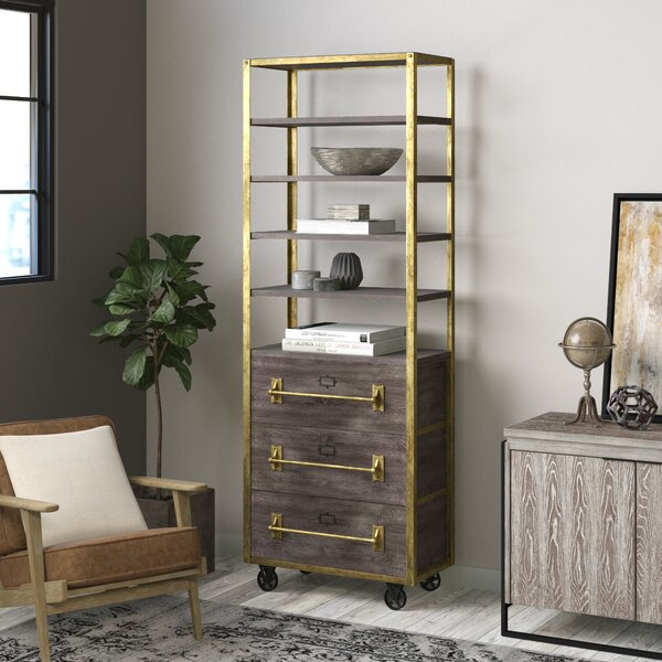 File Bookcase by Trent Austin Design
