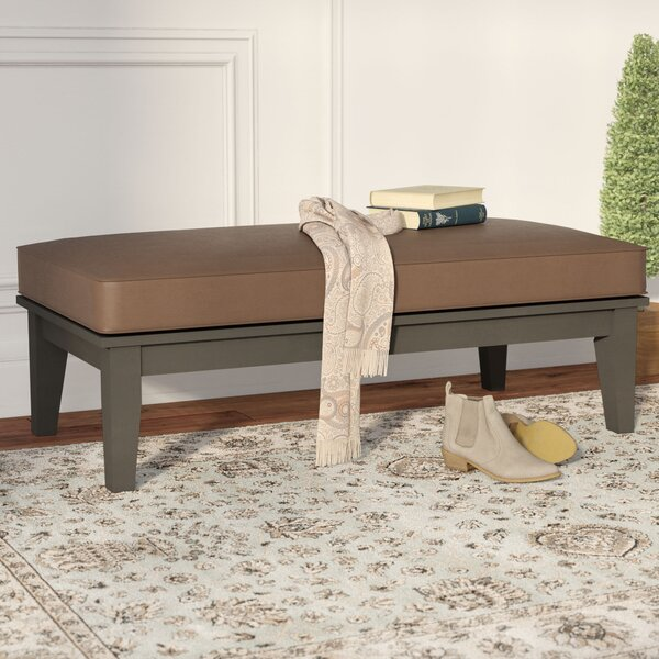 Brook Hollow Coffee Table by Three Posts