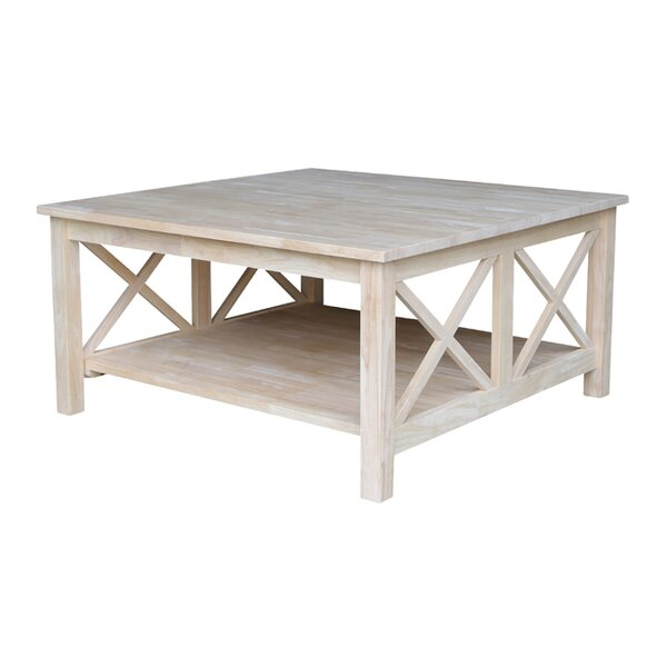Farmhouse Rustic Coffee Tables Birch Lane - Outdoor rectangular coffee table cover