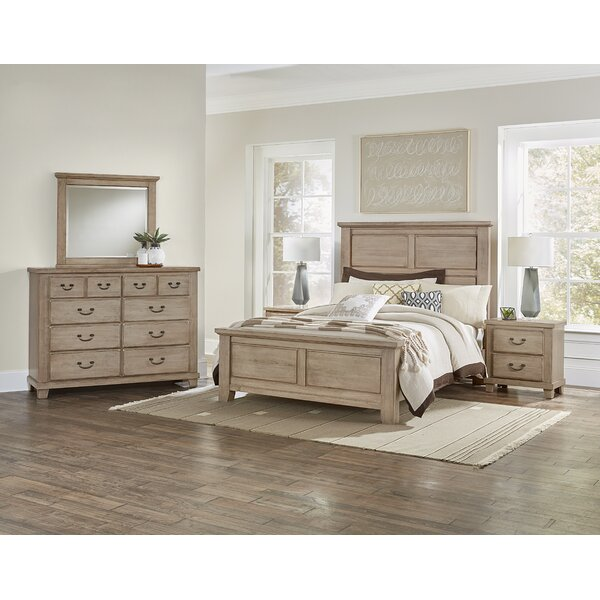 Rambert Panel Configurable Bedroom Set by Loon Peak