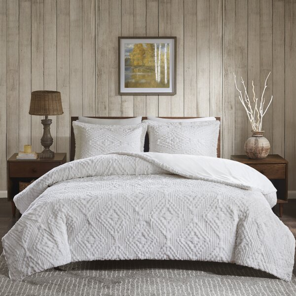 Teton 3 Piece Coverlet Set by Woolrich