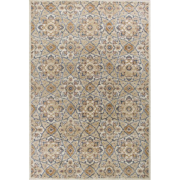 Holder Ivory Area Rug by Bloomsbury Market