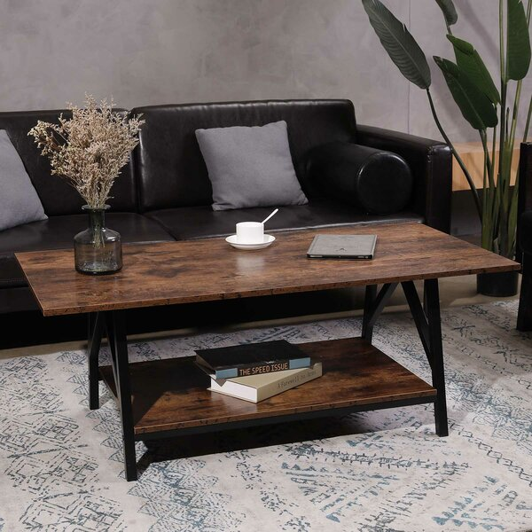 Soderberg Coffee Table With Storage By Foundry Select