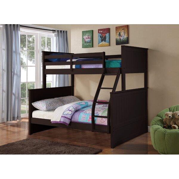 Watkins Twin Over Full Bunk Bed by Harriet Bee