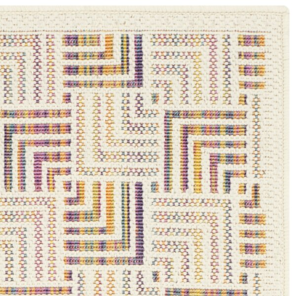 Havana Beige/Purple Indoor/Outdoor Area Rug by Safavieh
