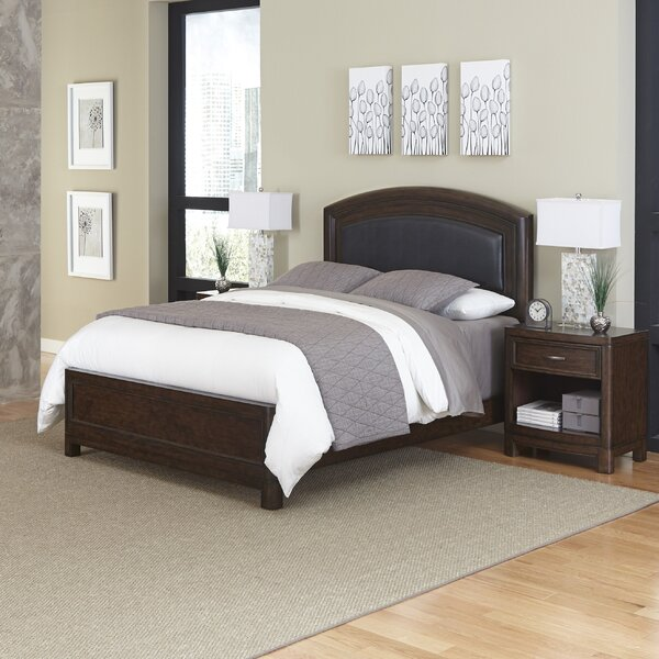 Crescent Hill Standard 3 Piece Bedroom Set by Home Styles