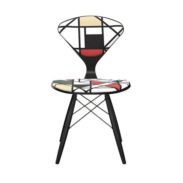Danger Upholstered Dining Chair by Brayden Studio