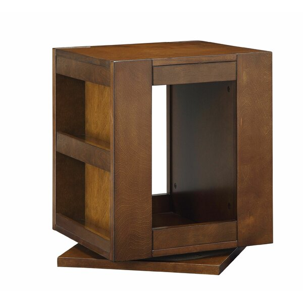 Flara End Table by Loon Peak Loon Peak