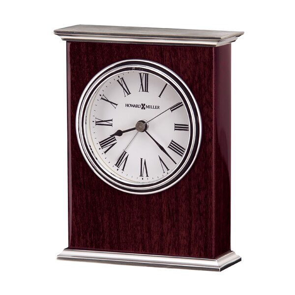 Kentwood Alarm Clock by Howard Miller®