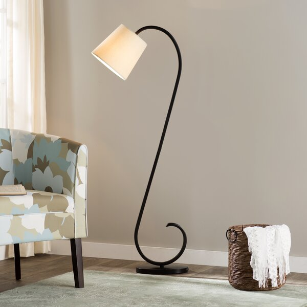 Gladiola 56 Arched Floor Lamp by Andover Mills