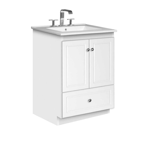 Simplicity 25 Single Bathroom Vanity Set by Strasser Woodenworks