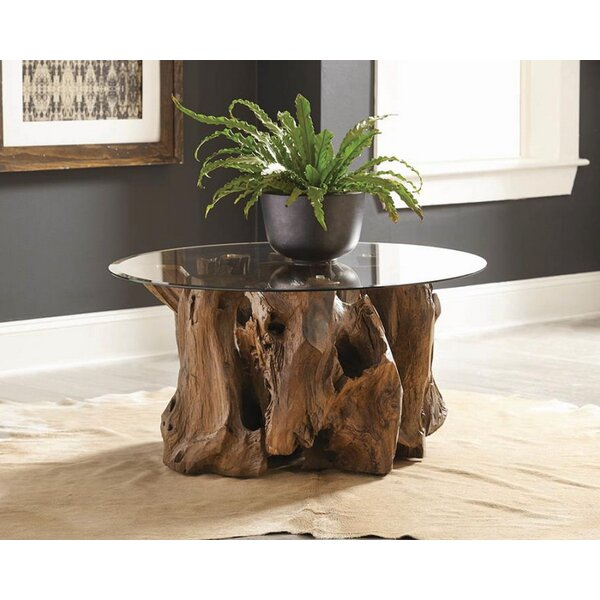 Lang Abstract Coffee Table By Rosecliff Heights