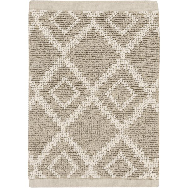 Todd Ivory/Light Gray Rug by Union Rustic
