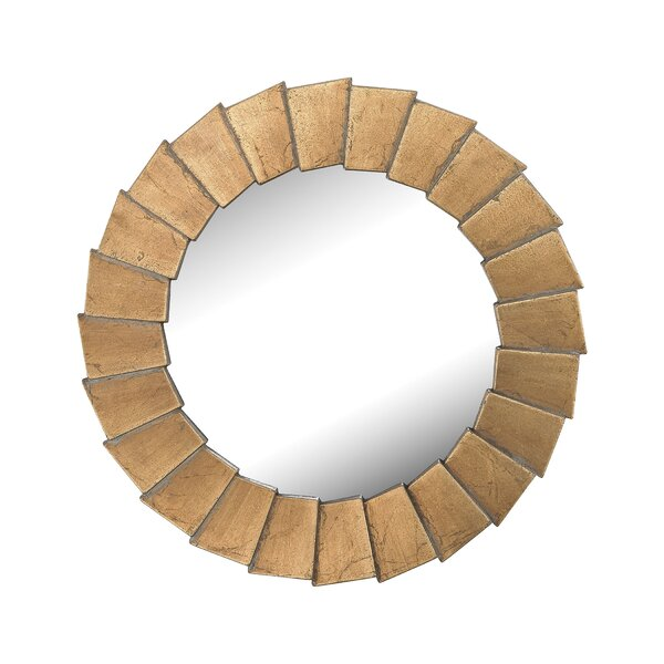 Idriss Wall Mirror by World Menagerie