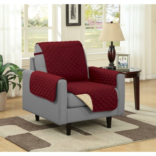 Box Cushion Armchair Slipcover By Kashi Home