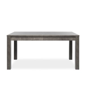 Gray Extending Dining Table