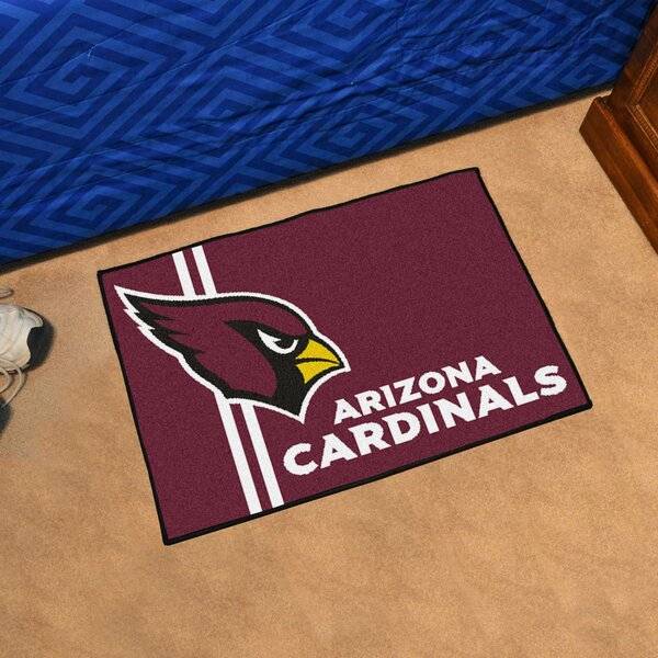 NFL - Arizona Cardinals Starter Doormat by FANMATS