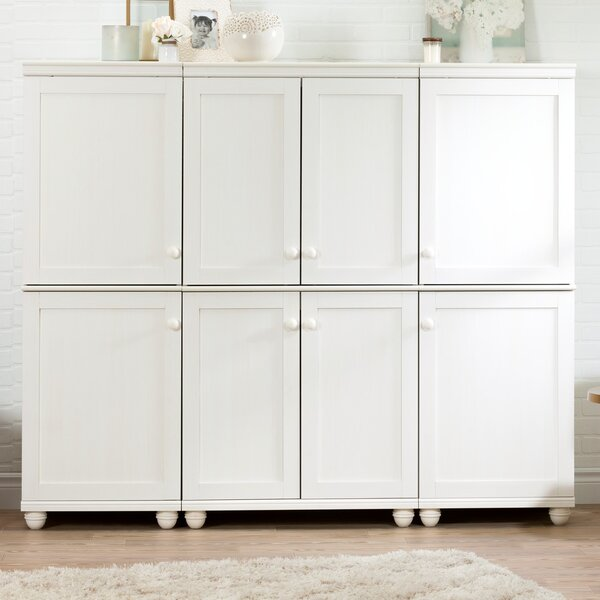 Hopedale Armoire By South Shore by South Shore Discount