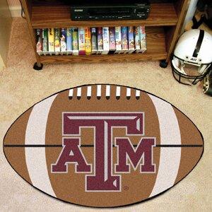 NCAA Texas A&M University Football Doormat by FANMATS
