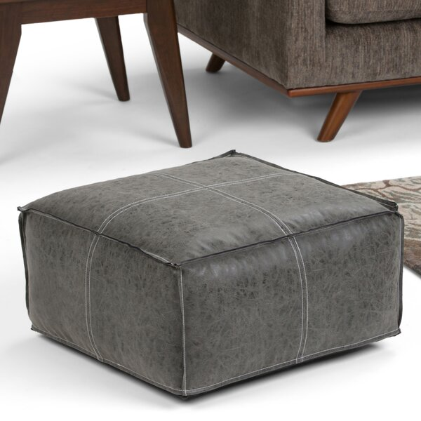 Barnett Pouf by Simpli Home