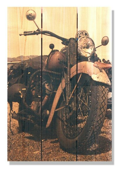 Classic Ride Photographic Print by Gizaun Art