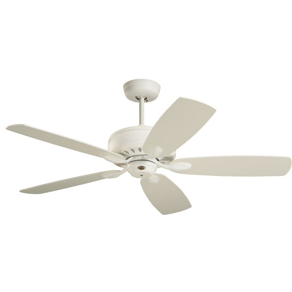 72 zayah Eco 5 Blade Ceiling Fan by Alcott Hill
