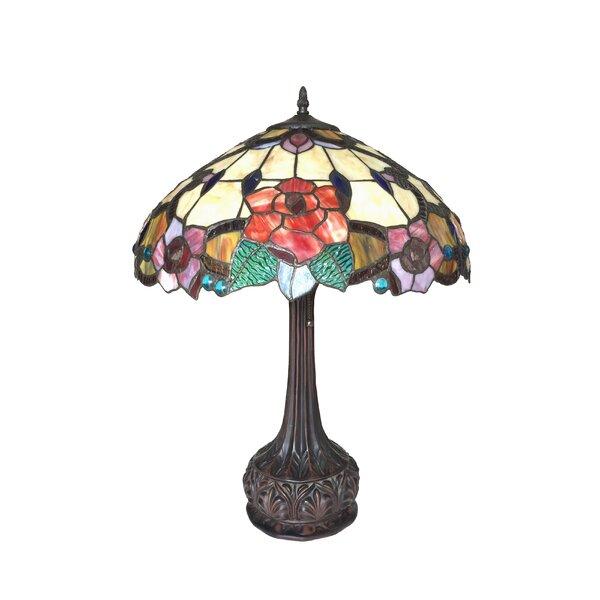 Ricki 25 Buffet Lamp by Astoria Grand