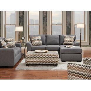 Bahaa Nationwide 5 Piece Standard Living Room Set by Latitude Run®
