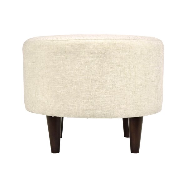 Trenton Cocktail Ottoman by George Oliver