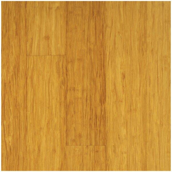 5 Engineered Strand Woven Bamboo  Flooring in Natu