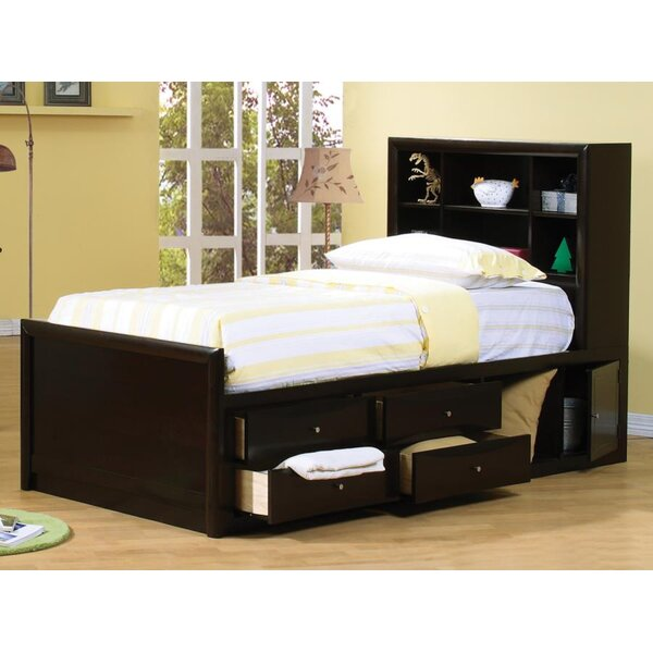 Panel Storage Platform Bed by Wildon Home®