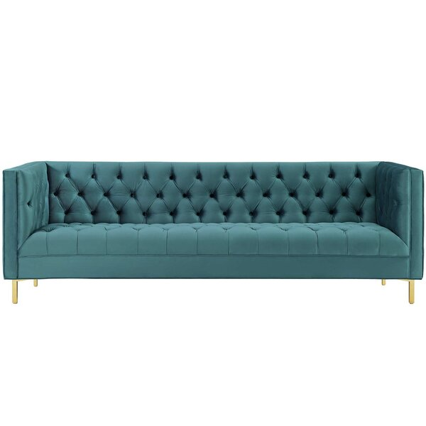Weekend Shopping Mackinnon Sofa by Mercer41 by Mercer41